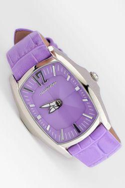 Часы Наручные Chronotech                                                                                                              фиолетовый цвет