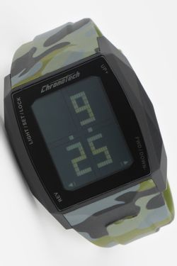 Часы Наручные Chronotech                                                                                                              зелёный цвет