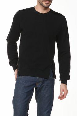 Пуловер Джерси Saint Laurent                                                                                                              чёрный цвет
