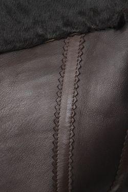Дубленка Izeta                                                                                                              коричневый цвет