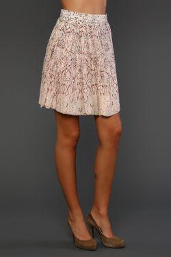 Юбка Elie Tahari                                                                                                              розовый цвет