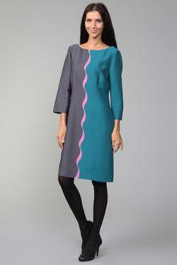 Платье Alberta Ferretti                                                                                                              None цвет