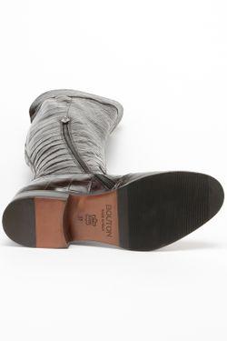 Ботфорты Bouton                                                                                                              коричневый цвет