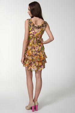 Платье Collette Dinnigan                                                                                                              розовый цвет