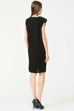 Платье Clu                                                                                                              черный цвет