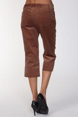 Капри Charuel                                                                                                              коричневый цвет