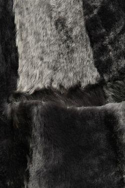 Дубленка Giorgio Armani                                                                                                              серый цвет
