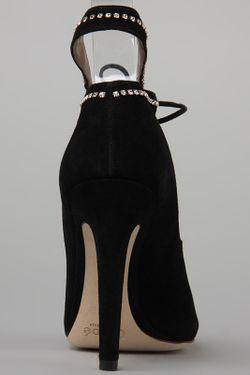 Туфли Chloe                                                                                                              чёрный цвет