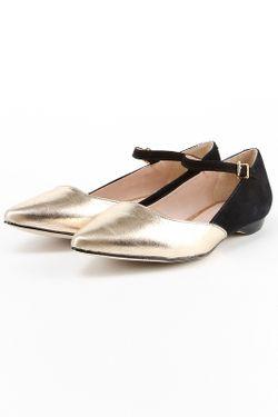 Туфли Capriccio                                                                                                              золотой цвет