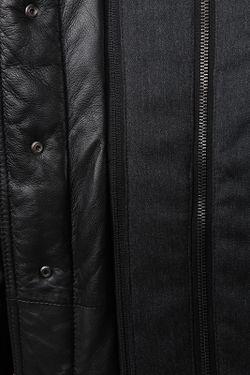 Куртка Smalto                                                                                                              черный цвет