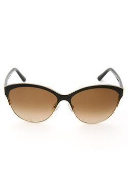 Очки Солнцезащитные Valentino                                                                                                              чёрный цвет