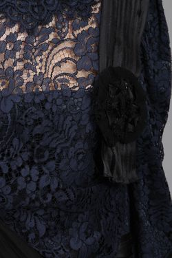 Блуза Dolce & Gabbana                                                                                                              синий цвет