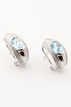Серьги Magic Diamonds                                                                                                              белый цвет