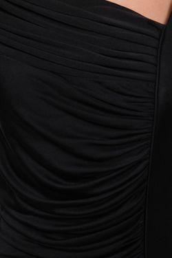 Платье Джерси Catherine Malandrino                                                                                                              черный цвет