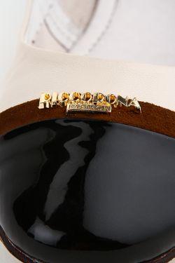 Туфли Riccorona                                                                                                              коричневый цвет