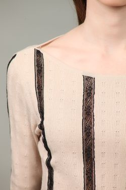 Пуловер Valentino Roma                                                                                                              многоцветный цвет