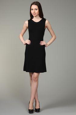 Платье Вязаное Valentino Roma                                                                                                              черный цвет