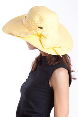 Шляпа Tonak                                                                                                              желтый цвет