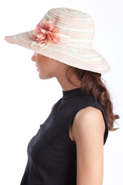 Шляпа Tonak                                                                                                              розовый цвет