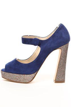 Туфли Fiorangelo                                                                                                              синий цвет