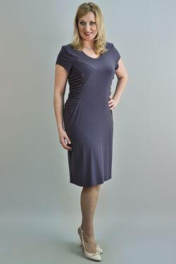 Платье Forus                                                                                                              серый цвет