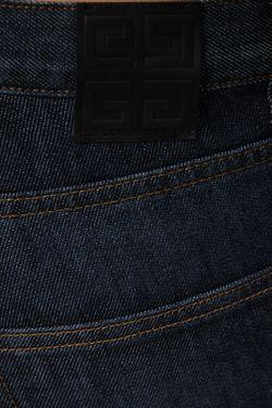 Джинсы Givenchy                                                                                                              синий цвет