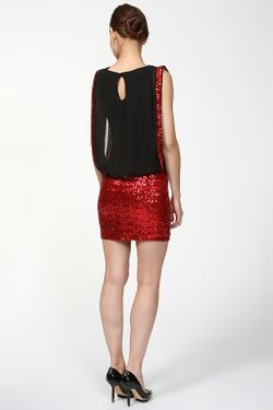 Платье Коктейльное Kei Kei                                                                                                              красный цвет