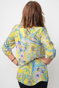 Блузка L.A.V. Fashion                                                                                                              желтый цвет