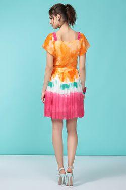 Платье Мини Guilty Saints                                                                                                              розовый цвет