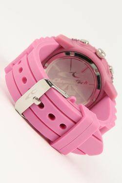 Часы Наручные Chronotech                                                                                                              розовый цвет