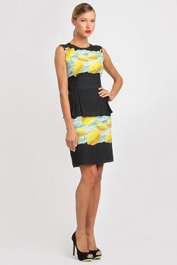 Платье Natalia Valevskaya                                                                                                              чёрный цвет