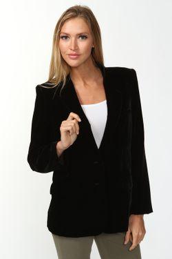 Жакет Roberto Cavalli                                                                                                              чёрный цвет