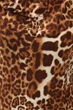 Платье Мадам Т                                                                                                              коричневый цвет