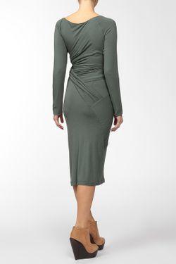 Платье Donna Karan                                                                                                              голубой цвет