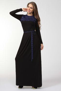 Платье Макси Disetta                                                                                                              фиолетовый цвет