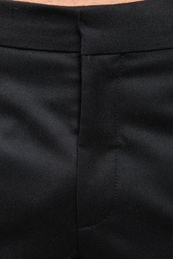 Брюки Alexander McQueen                                                                                                              чёрный цвет