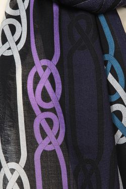 Платок Emilio Pucci                                                                                                              многоцветный цвет