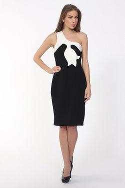 Платье Versace                                                                                                              черный цвет