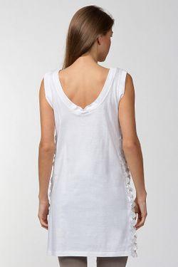 Туника Prada                                                                                                              белый цвет