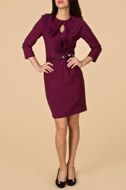 Платье Трейси Kristina                                                                                                              фиолетовый цвет