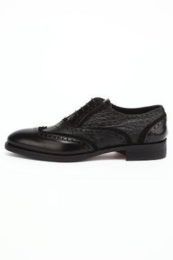 Туфли Bouton                                                                                                              чёрный цвет