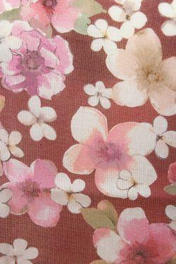 Палантин Valentino                                                                                                              коричневый цвет