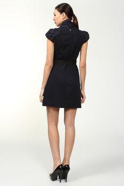Платье Dondup                                                                                                              синий цвет