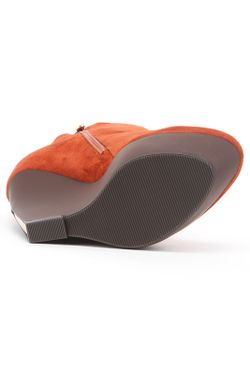 Ботильоны Zumita                                                                                                              оранжевый цвет