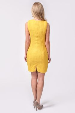 Платье Galliano                                                                                                              желтый цвет