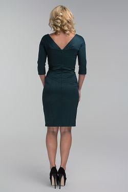 Платье Gloss                                                                                                              зелёный цвет