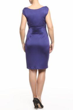 Платье Джерси Catherine Malandrino                                                                                                              синий цвет