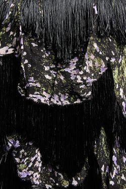 Платье Just Cavalli                                                                                                              зелёный цвет