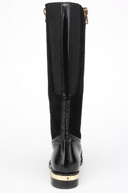 Сапоги Bouton                                                                                                              чёрный цвет