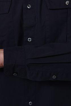 Сорочка Valentino                                                                                                              синий цвет